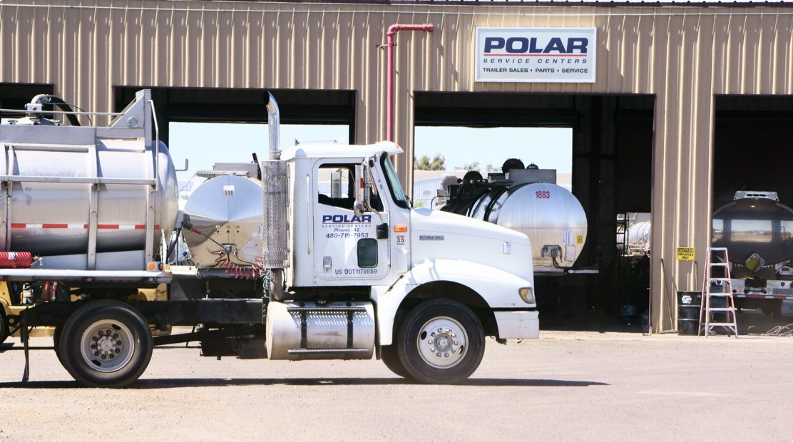 Polar Service Centers | Tank Truck and Trailer Repair, Parts, Sales